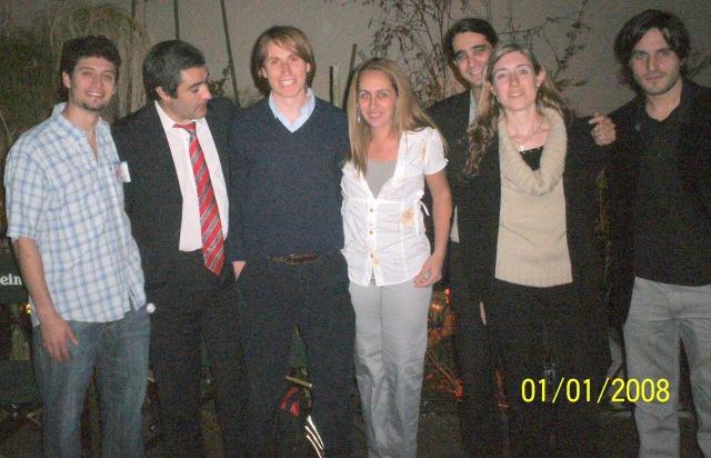 El team del RV y Juani y Rodo set 11 del 2009